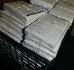 É a primeira eleição sob a vigência da Lei da Ficha Limpa, que chegou ao Congresso com mais de 1,5 milhão de assinaturas de apoio
