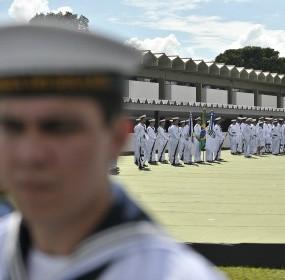 Marinha é a instituição com o maior número de vagas em aberto, chegando a 3,8 mil