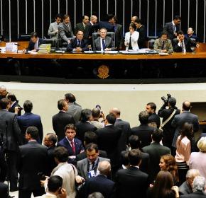 Senadores concluíram votação do orçamento de R$ 2,2 trilhões para 2013