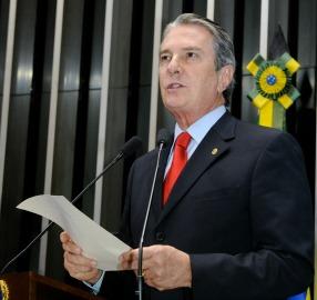 Collor apresenta defesa ao STF por acusações na Lava Jato