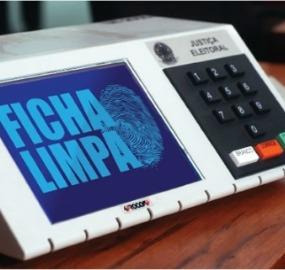 Na hora de votar, avalie a ficha do candidato: #FichaSujaNão