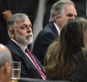 * Ex-diretor pede perdão judicial por ter delatado corrupção na Petrobras.