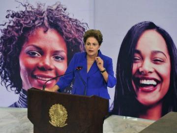 Discurso: Dilma comenta repercussão de pronunciamento nacional