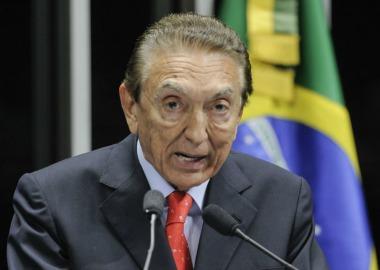 Senador chefiou Ministério de Minas e Energia em dois períodos, entre 2008 e 2015