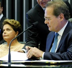 Dilma ainda buscará apoio com Renan e Cunha antes de anunciar corte