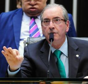Eduardo Cunha articula votação do parlamentarismo