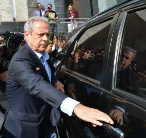 José Dirceu foi ministro-chefe da Casa Civil no governo Lula