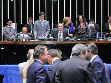 Senado garante eleição dos mais votados em pleitos proporcionais