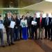 Parlamentares de cinco partidos protocolaram pedido de afastamento na PGR