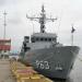 Construção de cinco navios-patrulha é interrompida e leva a milhares de demissões