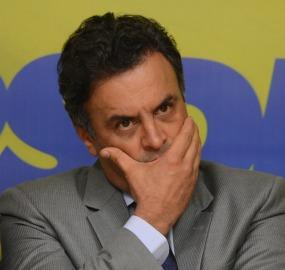 Esta foi a primeira menção à Andrea Neves, irmã do senador, e atual presidente nacional do PSDB, Aécio Neves