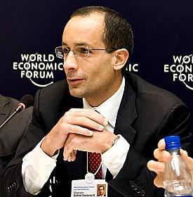 Cícero Rodrigues/Word Economic Forum