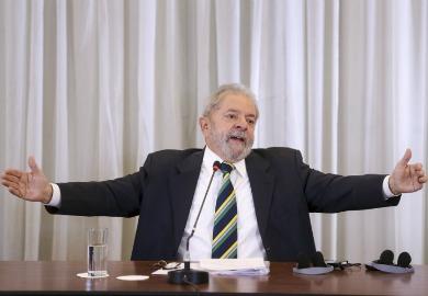 Lula esperava tomar posse na Casa Civil já nesta semana