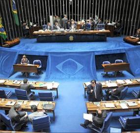 POLÍTICA: Senado elege hoje comissão especial do impeachment