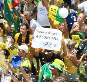 Autonomia opõe delegados e outras categorias da PF