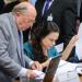 Miguel Reale Júnior e Janaina Paschoal enfrentaram tropa de choque do governo na comissão