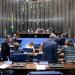 Senadores operaram mudanças no texto elaborado na Câmara