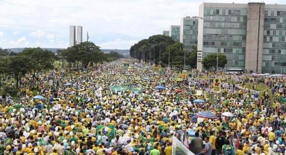 Divulgação/Vem Pra Rua