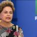 Dilma foi poucas vezes ao Congresso desde que tomou posse para o primeiro mandato, em 2011