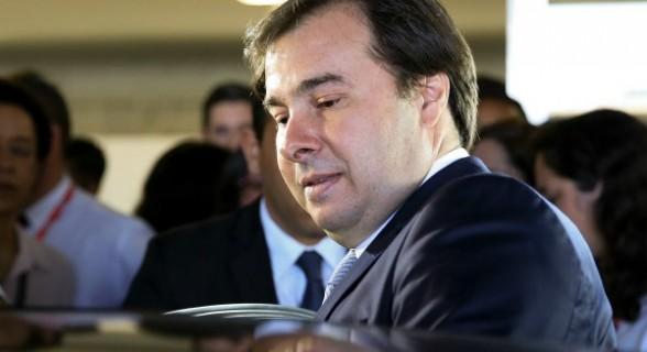 Por causa de eleições municipais, Rodrigo Maia não vai convocar sessões deliberativas esta semana