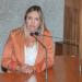 Celina Leão foi afastada por determinação da Justiça da presidência da Câmara Legislativa