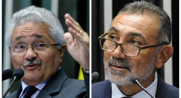 Elmano e Telmário podem mudar seus votos na última sessão do impeachment