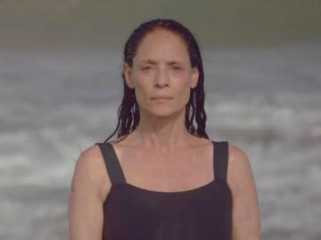 "Sônia Braga ""The Mona Lisa"""