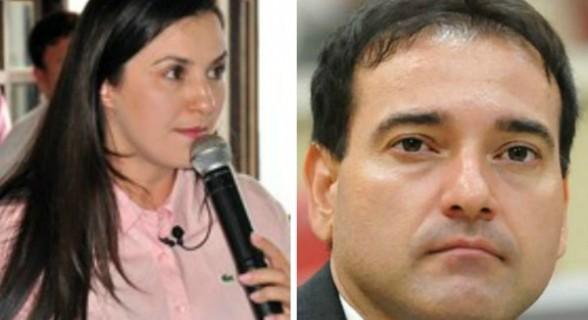 Rosani teve como financiador principal de sua campanha o cunhado Marcos, foragido da Justiça