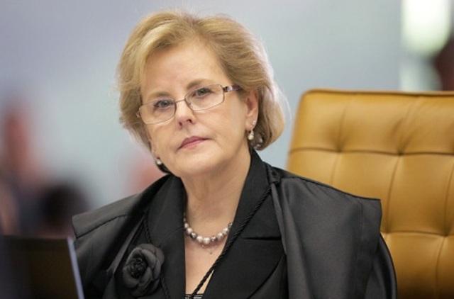 Resultado de imagem para A ministra Rosa Weber
