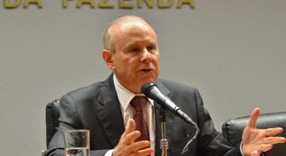 Entrevista coletiva do Ministro coletiva do Munistro Guido Mantega