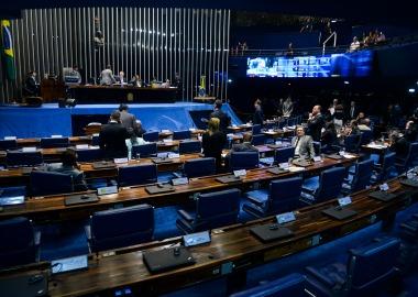 Senado aprova destinação de R$ 150 milhões para eleições municipais