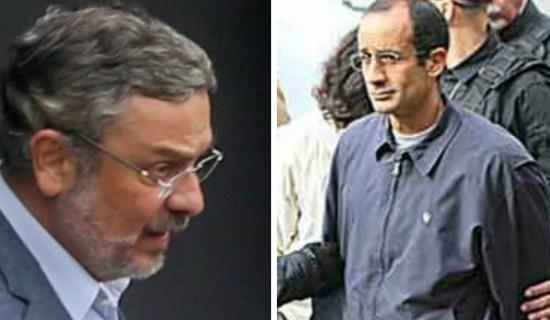Ex-ministro e Marcelo Odebrecht estão presos no Paraná