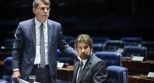 Na mira da Lava Jato, os peemedebistas Romero Jucá e Valdir Raupp são titulares da CCJ