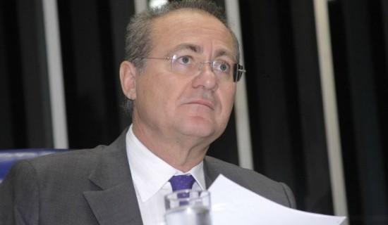 Renan tem que ficar fora do cargo até que plenário do STF se manifeste