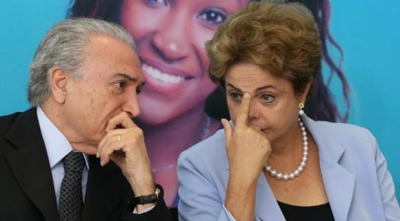 A PF realiza buscas em gráficas que prestaram serviços à campanha de Dilma e Temer em 2014