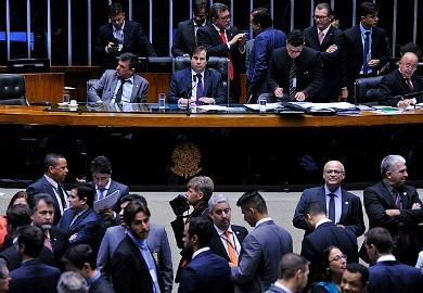 Deputados concluíram votação da medida, permitindo envio do texto ao Senado