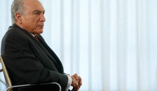 Pedido contra Temer argumenta que ele cometeu crime de responsabilidade no caso do apartamento de Geddel Vieira Lima em Salvador