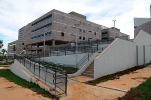 Centro Administrativo tem 182 mil m² de área construída e foi idealizado para centralizar a decisões do Poder Executivo no Distrito Federal