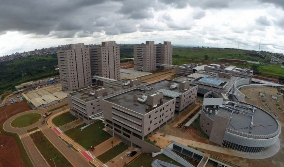 Resultado de imagem para centro administrativo do distrito federal
