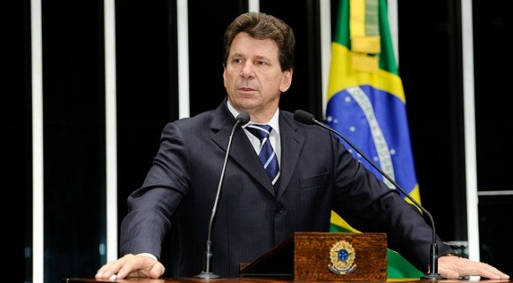 O ex-governador de Rondônia foi condenado por fraude em licitações no período em que era prefeito de Rolim de Moura (RO)
