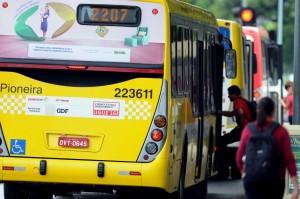 De acordo com relatório da CGU, 14 estações do BRT-Eixo Sul não foram construídas, 5 não estão funcionando e apenas 2 operam, mas precariamente