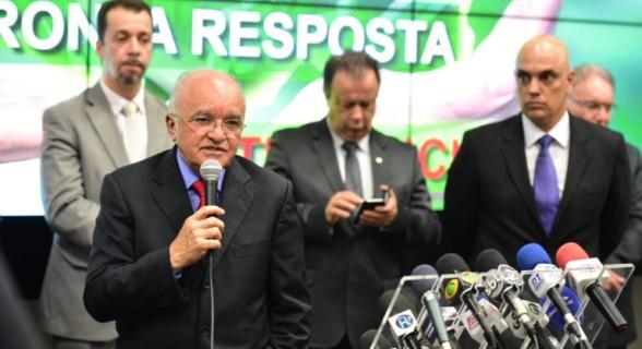 José Melo não se manifestou sobre as doações empresariais feitas por grupo que domina a gestão de presídios no Amazonas