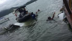 Avião caiu na região de Paraty, no Rio de Janeiro