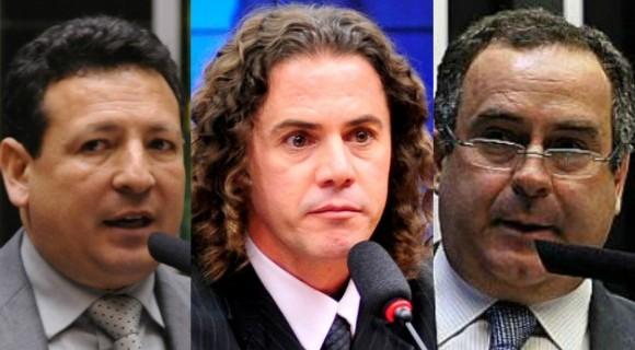 Roberto Góes, Veneziano e Zeca Cavalcante, estreantes na Câmara, acumulam processos no STF