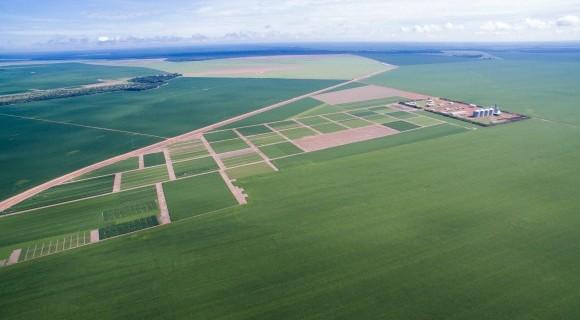 El Tejar tem 75 mil hectares no Mato Grosso