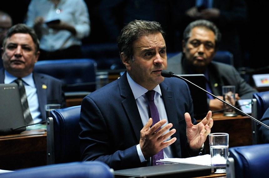 Odebrecht afirma ter acordado pagamento de R$ 50 milhões a Aécio Neves