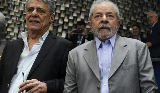 Chico Buarque acompanhou Lula no Senado no dia em que Dilma fez sua defesa no julgamento do impeachment
