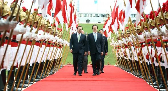 Nos documentos da Odebrecht, os presidentes da Câmara e do Senado são chamados de Botafogo e Índio