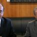 Gilmar Mendes, Temer e presidentes da Câmara e do Senado se reuniram na manhã desta quarta-feira (15)