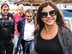 Mônica Moura e João Santana foram marqueteiros em campanhas de Lula e Dilma